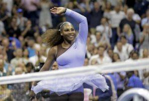 Serena Williams es la Deportista del Año por quinta vez