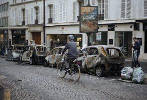 Liga francesa pospone dos partidos debido a protestas